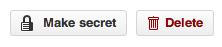 Make secret
