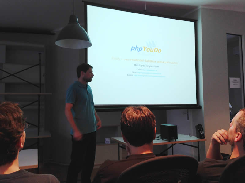 Manuel Hiptmair about phpYouDo