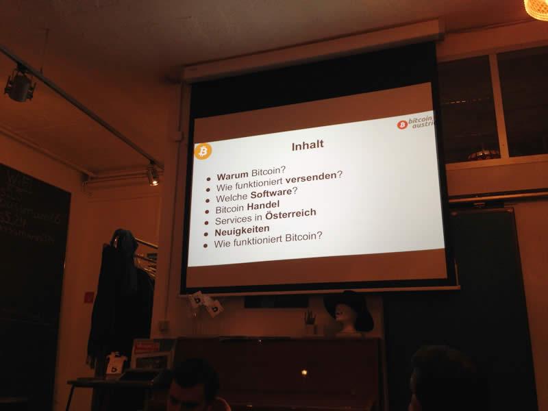 Introduction talk