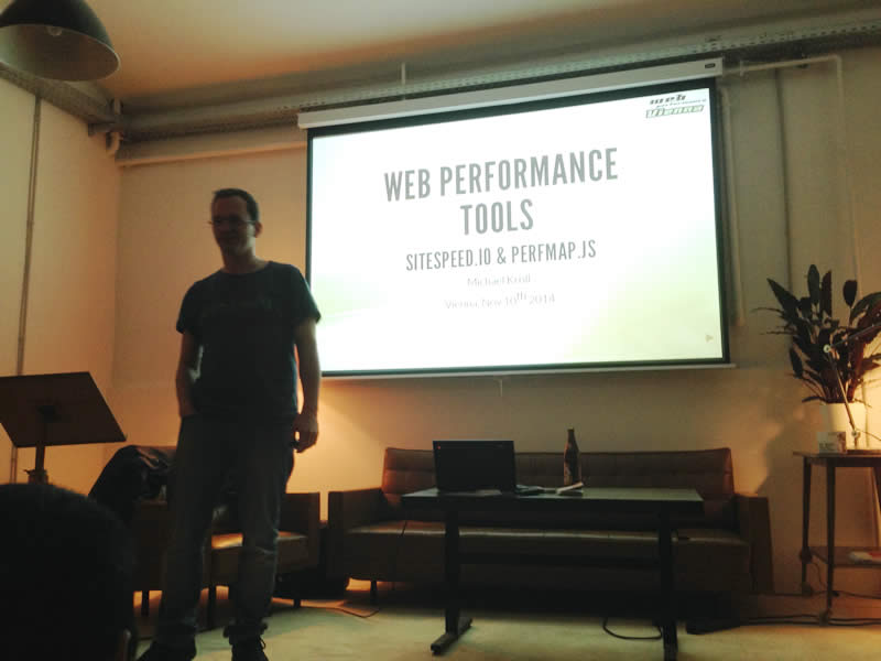 Michael Kröll about Web Performance Tools